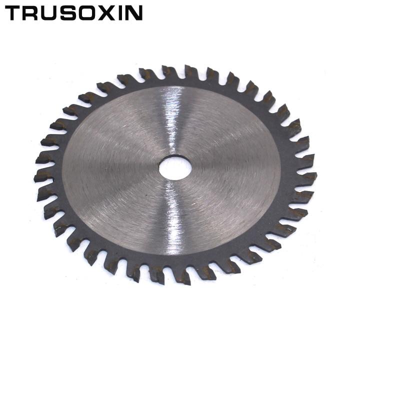 36 Seghe circolari in acciaio legato Sega circolare in metallo Granito Marmo Piastrelle in mattoni Disco Protable / Utensili da taglio fai da te Catena elettrica