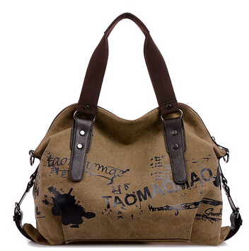 ФОТО 2017 European High Quality Women Bags Ladies Canvas Tote Bag casual women messenger bags hot sale women handbag