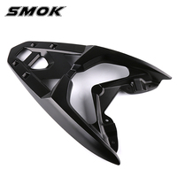 SMOK Motorcycle CNC Aluminum Alloy Rear Luggage Rack Cargo Holder Shelf Panel For Yamaha Nmax 155 NMAX155 N MAX 155 N MAX155