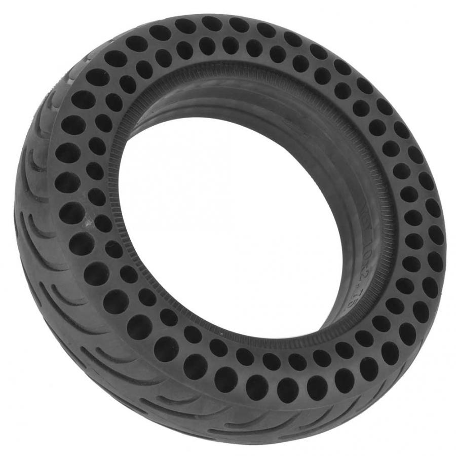 Electric Scooter Wheel 10 Inch Durable Solid Rubber Wheel Tire Tyre for Electric Scooter Skateboard Accessories