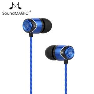 Image 4 - 100% جديد الأصلي الأصلي Soundmagic الصوت ماجيك E10 الضوضاء عزل سماعات أذن داخل الأذن سماعات