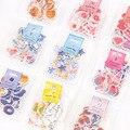 70 unids/lote (1 bolsa) DIY lindo Kawaii romántico corazón estrella artesanía y pegatina de Scrapbooking para decoración estudiante 552