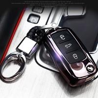 Tpu Car Key Cover Set Fits VW Polo B5 B6 Golf 4 5 6 Jetta
