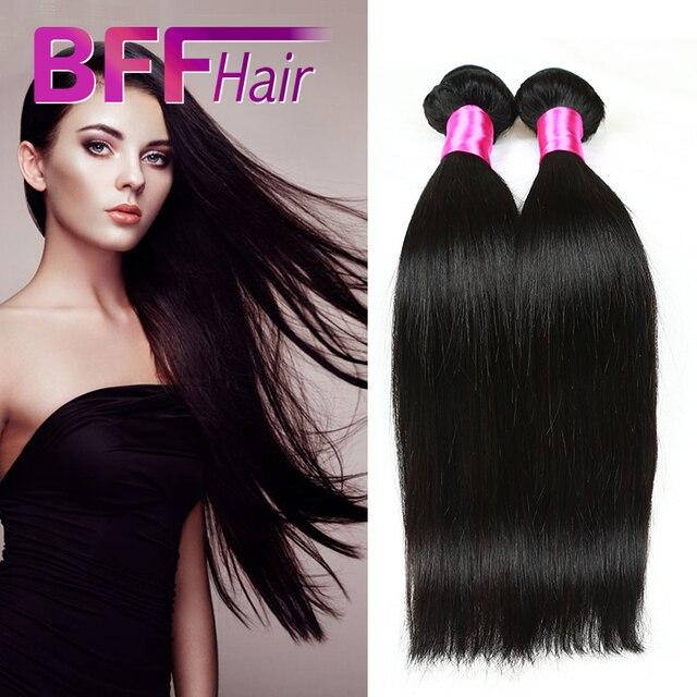 On Sale Ali Bff Hair Products Indian Virgin Hair Straight 8a Cheap