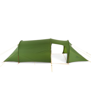 Image 5 - Nturehike NEW Opalus Tunnel Camping Tent 3 4 Person Ultralight Family Tent 4 Season 15D/20D/210T Fabric Tent Camping Hiking