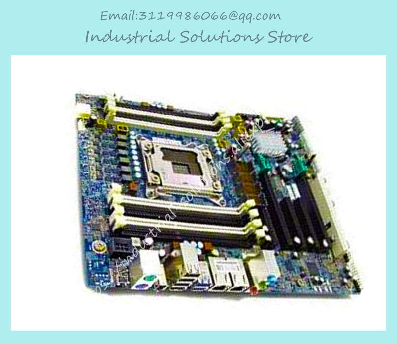 For 708614-001 618264-002 chipset X79 C602 LGA 2011 well tested working Z620 Workstation mainboard бра lightstar 708614