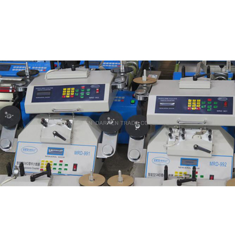 Automatic SMD Parts Component Counter Counting Machine MRD-901 SMD, Good Quality, Easy For Use, 1pc