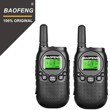 2pcs 2019 Newest License Free BAOFENG Two Way Radi