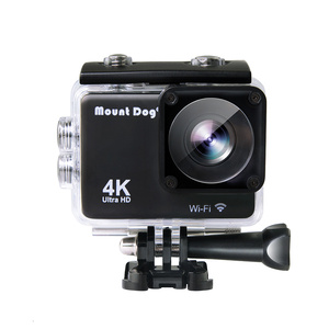 Image 4 - Go Pro Accessories Ultra HD 4K Sport Action Video Camera WiFi 30fps 170D Waterproof Cam Head Chest strap Belt Camera Recorder