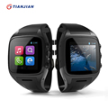 Android 4.4 Smart Watch Mtk6572 3G Двухъядерный 512 МБ 4 ГБ X01 Bluetooth Smartwatch Поддержка Sim-карты Wi-Fi GPS Часы-Телефон PK ZGPAXS8