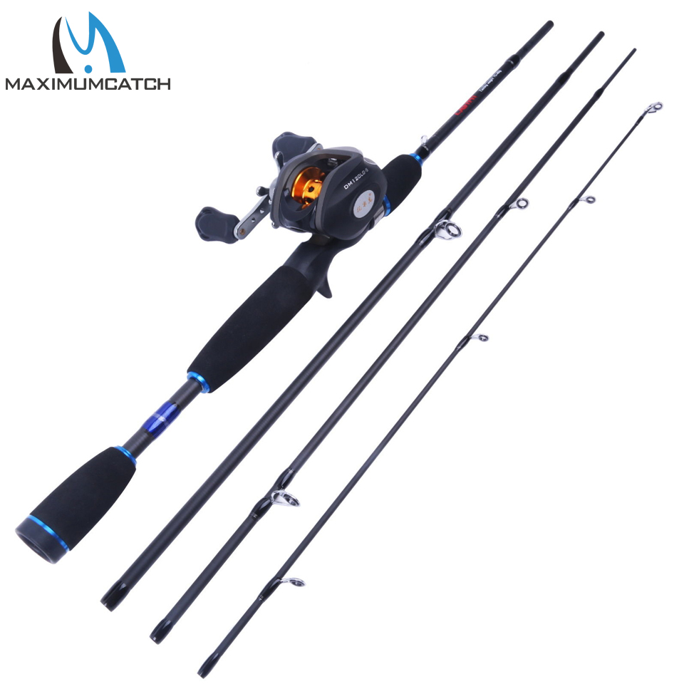 Baitcasting combo 6 9 39 2 1m casting rod left handed for Cheap fishing rods and reels combo