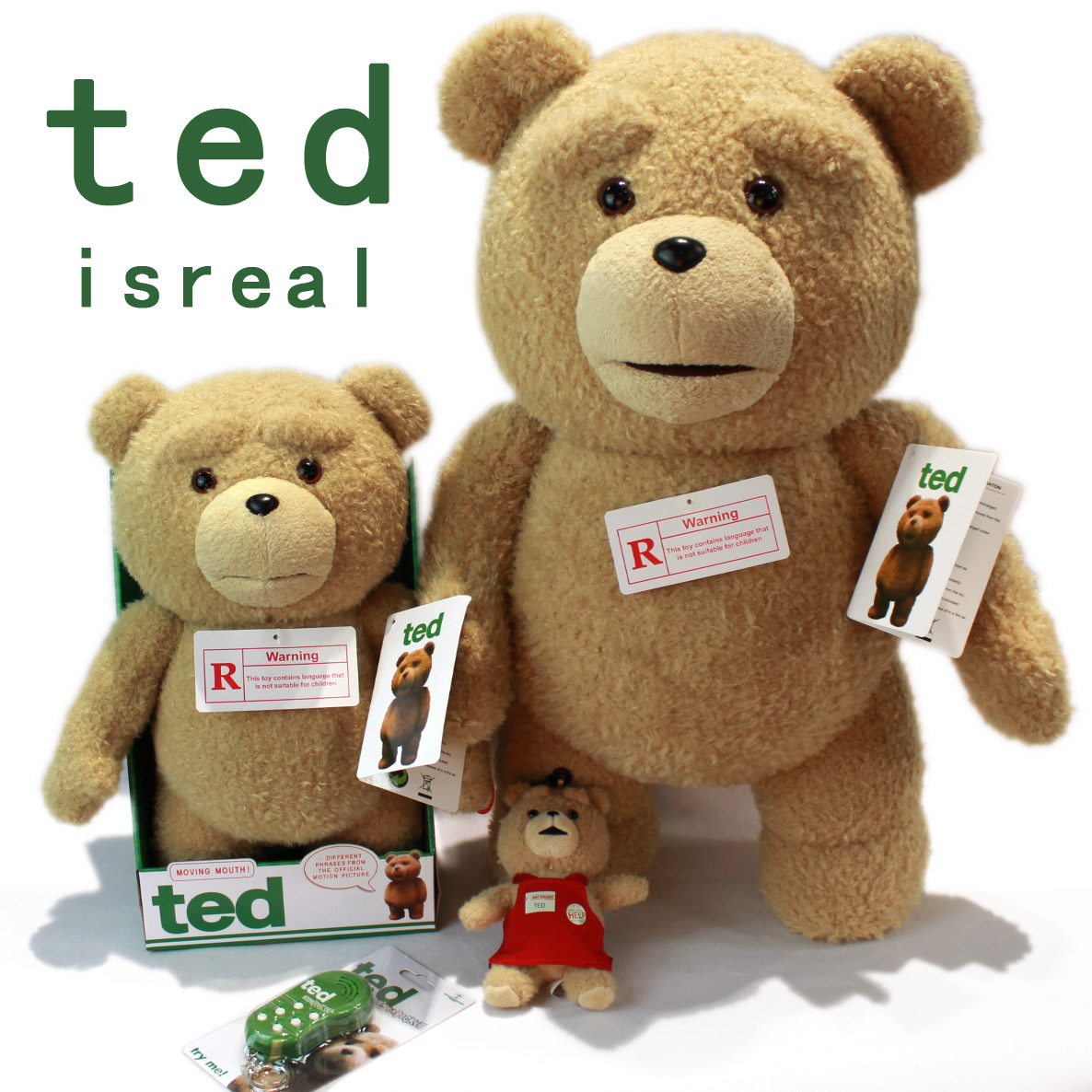 Toys For Ted : The united states of america genuine movie ted tactic bear