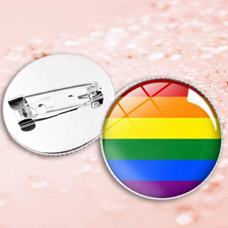 טרנסג 'נדר גאווה קשת הומו אינטרסקס מיני גאווה דש סיכות אהבת הוא ביסקסואלים Pansexual סיכות panromantic פח תג