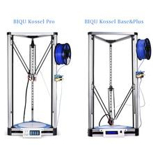 BIQU 3D מתכת מדפסת Kossel בסיס/בתוספת/פרו דלתא ליניארי מדריך DIY ערכת אוטומטי פילוס גדול הדפסת גודל 2004LCD/TFT35 מגע מסך