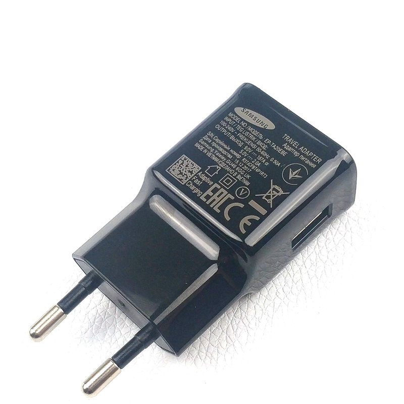 Image 3 - Оригинальное настенное зарядное устройство EU Samsung Galaxy для s9 S8 plus Note 8 9 9 v/1.67A адаптивный адаптер для быстрой зарядки и кабель Usb Type C-in Зарядные устройства from Мобильные телефоны и телекоммуникации