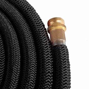 7.5m/15m Garden Hose Expandable Magic Flexible Watering Hose Garden Drip Pipe With Copper Gun To Watering Irrigation System