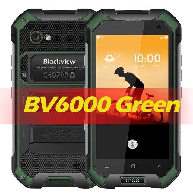 BV6000 Green