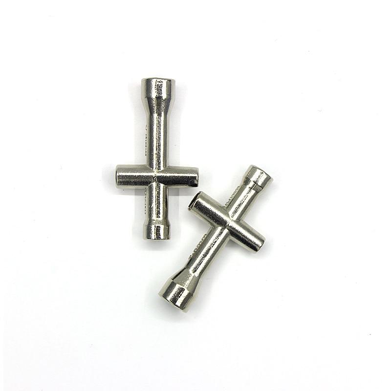 Mini M2 M2.5 M3 M4 Screw Nut Hexagonal Cross Wrench Sleeve Maintenance Accessories 4 Size Car Cross Sleeve Wrench