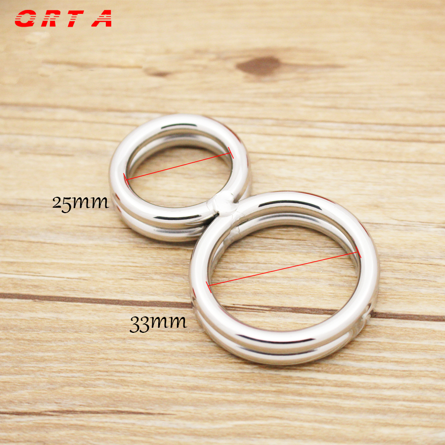 Buy QRTA Stainless steel Penis Ring Penis Sleeve sex toys Cock Ring delay fun male sperm Cocking ring chastity device Adult game