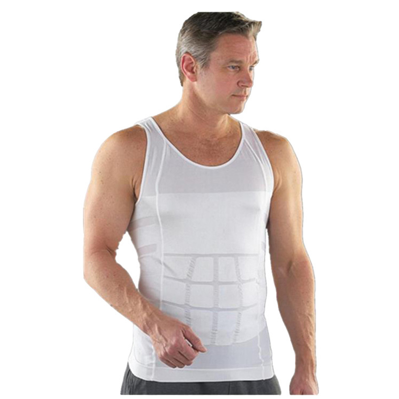 MEN'S SLIMMING BODY VEST 1