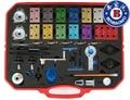 HERRAMIENTAS 63 UNIDS BENBAOWO Maestro Kit de Herramientas de Motor Alfa Romeo Fiat Lancia Con Código de Colores