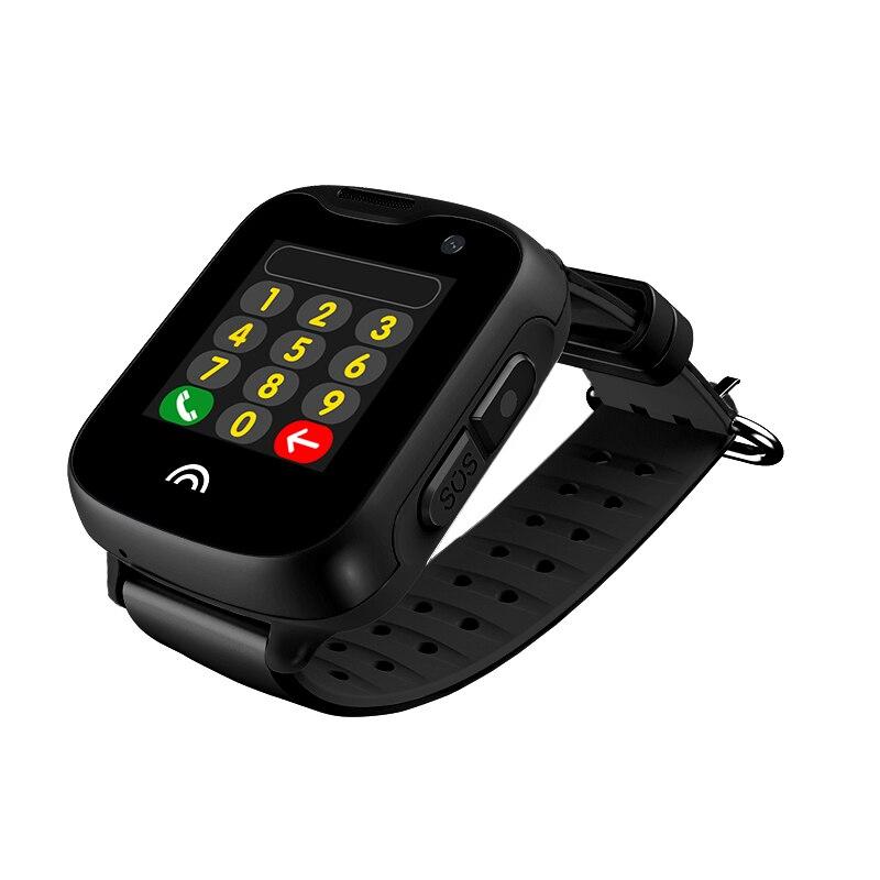 D7 montre intelligente enfant Smartwatch bébé montre pour enfants SOS appel localisation localisateur traqueur Anti perte moniteur podomètre