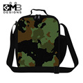 Camouflage Insulated lunch bag for Adults,Mens shoulder lunch bags for Work,Boys thermal lunch container for school food box bag