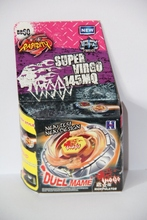 Earth Virgo Metal Fusion Stamina Type Beyblade BB-60