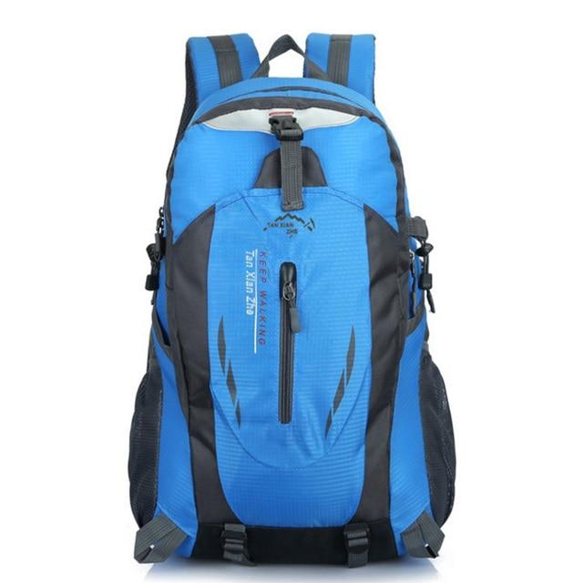 Men Backpack mochila masculina Waterproof Back Pack  Designer Backpacks Male Escolar High Quality Unisex Nylon bags Travel bag 5