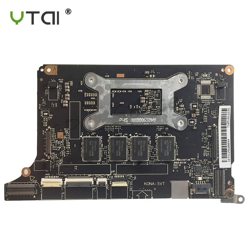 VIUU3 NM A074 ヨガ 2 マザーボード SR1EF I5 4210U 8 ギガバイト Lenovo のヨガ 2 プロノートパソコンのマザーボード FRU: 5B20G38202 100% テスト無傷  グループ上の パソコン & オフィス からの マザーボード の中 2