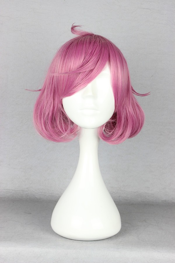 MCOSER-OHCOS-Anime-Noragami-Character-Ebisu-Kofuku-Cosplay-Wig-Rose-Pink-Short-Curly-Party-Custome-Cosplay (1)
