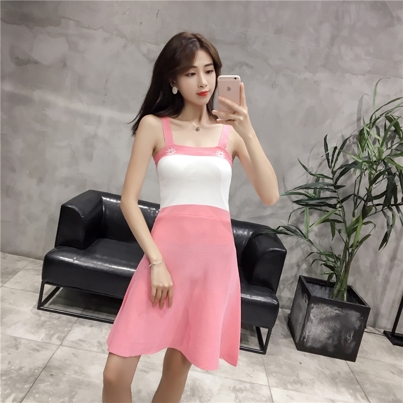 c96681fb2deb 2018 New Sexy Vest Dress Mini Dressed Mature Women Dresses For Prom Night  Up Couple Dark Evening Wear girl Vintage Birthday