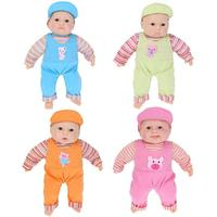 50cm Cute Kawaii Simulation Reborn Baby Doll Kids Girls Toys Sleeping Playmate Bjd Toy Gift Adorable Lifelike Toddler Bonecas