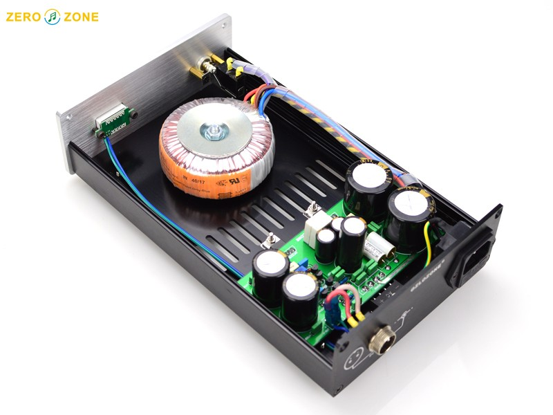 US $172 99 |NEW LPS50 HIFI Low ripple Linear Power supply Talema  transformer 5V 9V 12V 19V-in Amplifier from Consumer Electronics on  AliExpress