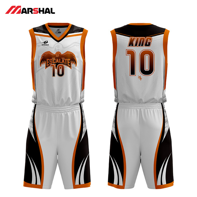 273585b64e8 jersey uniform design basketball Customized ...