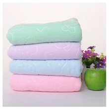 2016 New Brand High Quality 70x140cm Absorbent Microfiber Beach Bath Towel  Drying Washcloth Swimwear Daily Use