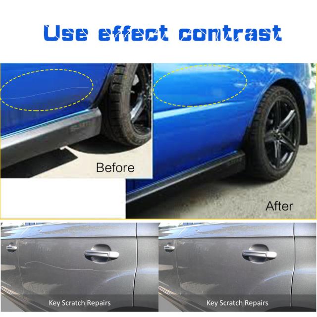 Fix Car Scratch