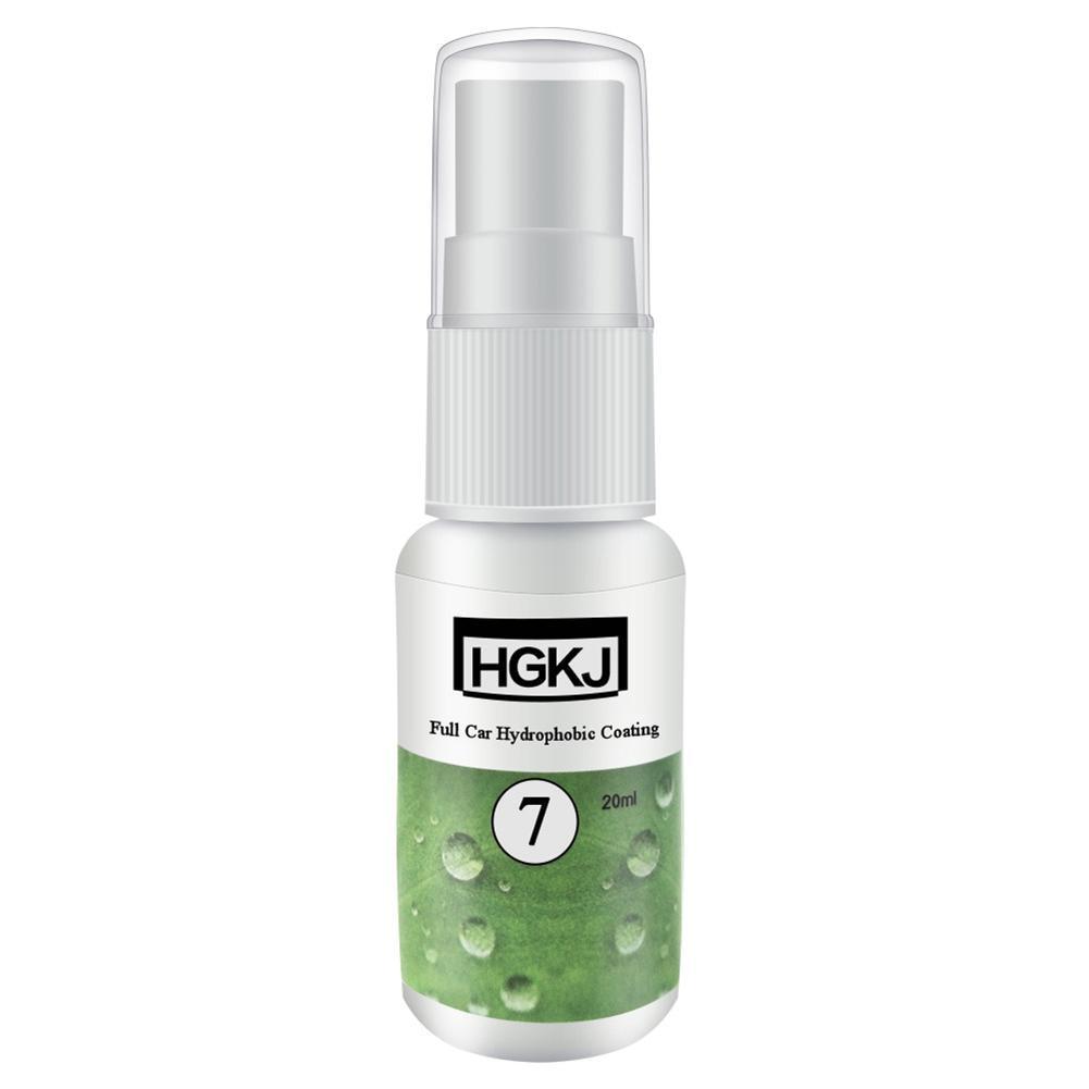 HGKJ-7 Universal Hydrophobic Coating Rain Repellent Rainproof Coating Full Car Hydrophobic Coating Film Glass Car Paint