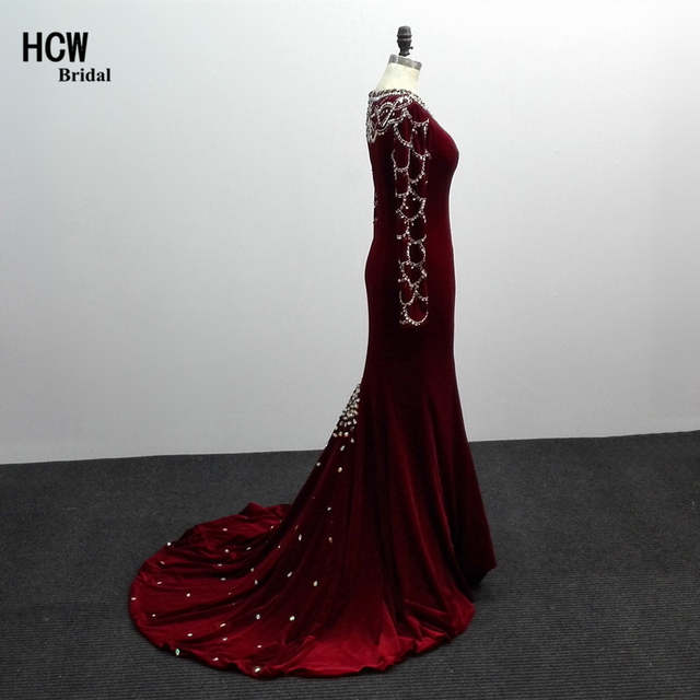 Not right long prom dress for