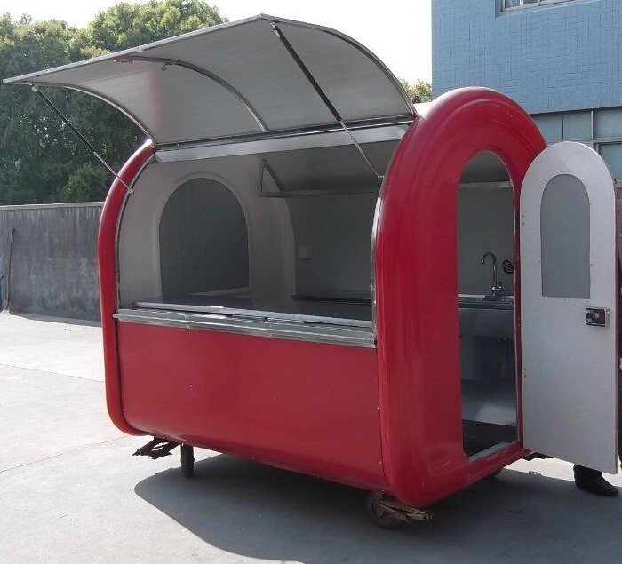Ice Cream Truck Coffee Trailer Food Vending Carts For Sale On Aliexpress