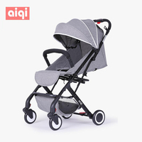 Aiqi baby lightweight strollers High Landscape Summer, Baby Trolley