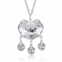 GEEZII S990 1pc Baby Locket Cage Ball Glow Necklace Locket Necklace Pendants For DIY Jewelry Making clever baby