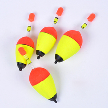 [20pcs] Fishing Bobber Float With Tube Tail For Night Fishing Lumo Stick