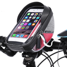 Front Touch Screen Bike Phone Rainproof Bag For Bicycle Handlebar Cycling Case MTB Pannier