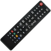NEW Replacement Remote Compatible With LED LCD For Samsung UE55H8090 LE26B350F LE32B460 UE55HU7590 UE48H6640