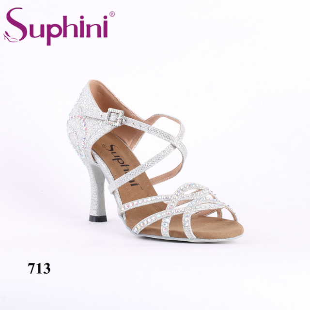 Special Offer Experience 2018 Suphini Factory Dance Shoes NEW DESIGNED  Latin Dance Shoes 490bfcb4ceb3
