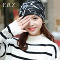 Hot Sale Autumn Fashion New Knit Baggy Beanie Hat with Star Female Warm Winter Hats for Girls Women Beanies Bonnet Head Cap
