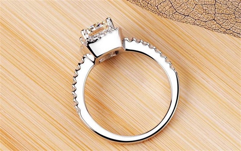 925 Sterling Silver Rings For Women 11