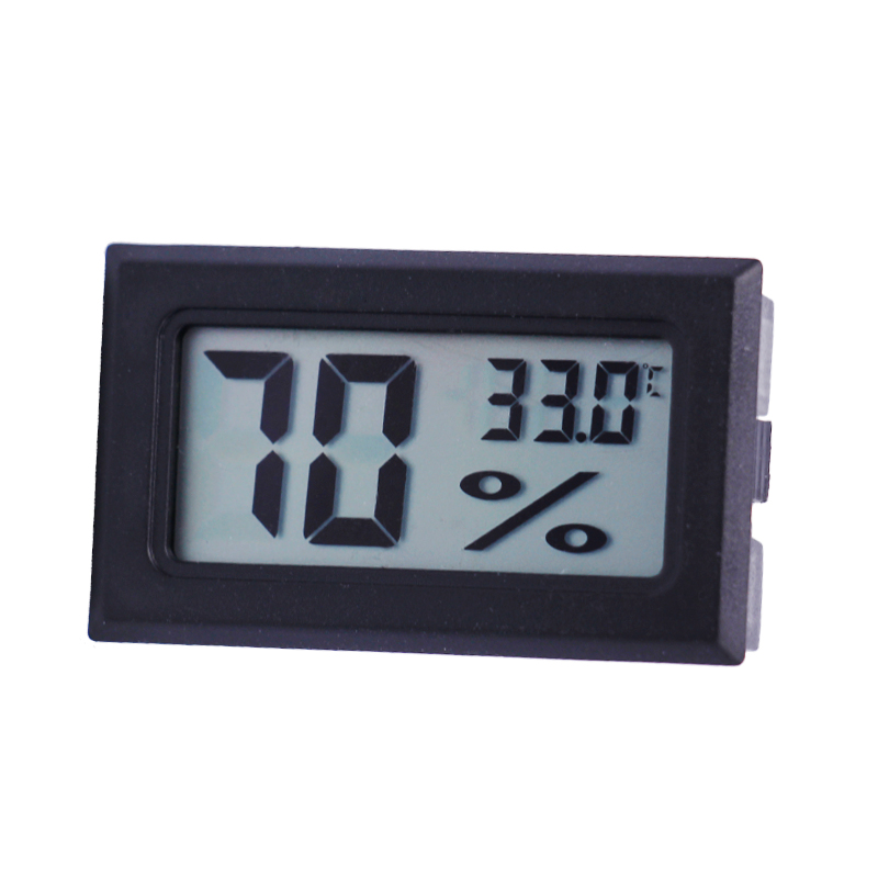 <font><b>Mini</b></font> digital <font><b>Thermometer</b></font> Hygrometer Feuchtigkeit meter Temperatur Gauge Temp Meter tester 20% off image
