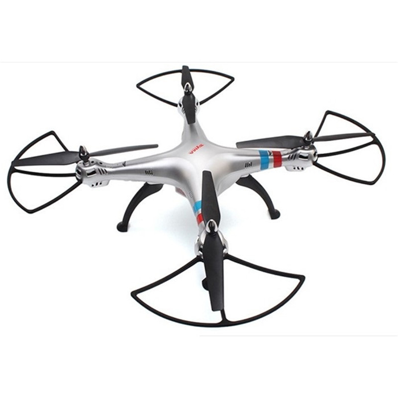 ФОТО Syma X8G 2.4G 4CH Headless Mode Without Camera Battery Transmitter RC Quadcopter BNF